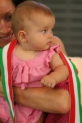 La più giovane partecipante alla 4sqconf