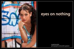 eyes on nothing