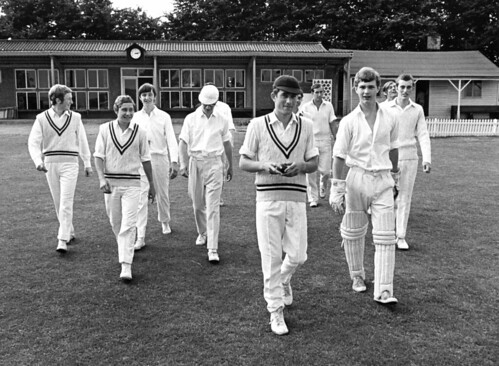 Cheshunt Grammar School 1st XI 1969