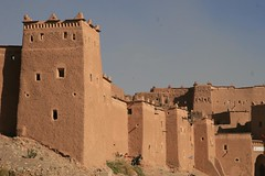 Ouarzazate, a Capital do Sul de Marrocos