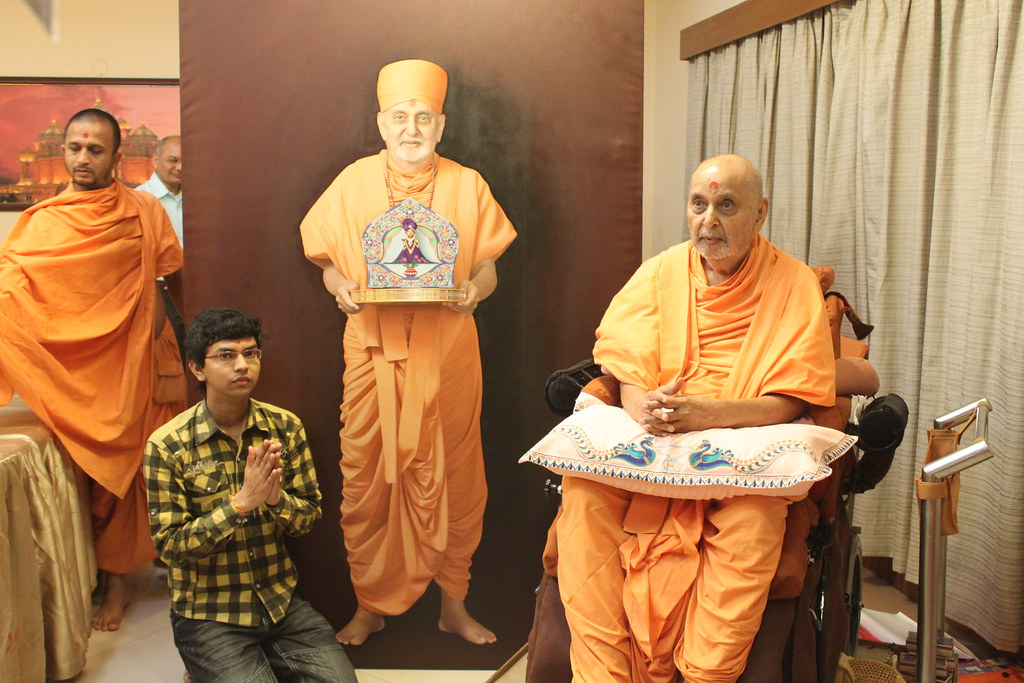 pramukh swami 3d