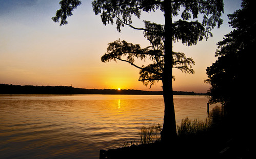 Chickahominy Sunset