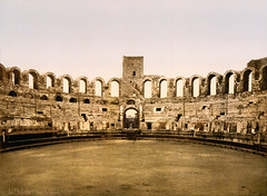 The Arena, Arles, Provence, France, ca. 1896