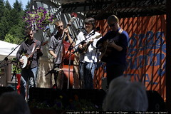northern departure at the columbia gorge bluegrass f…