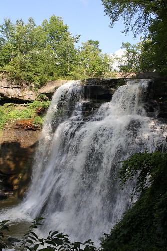 ohio waterfall cuyahogavalleynationalpark