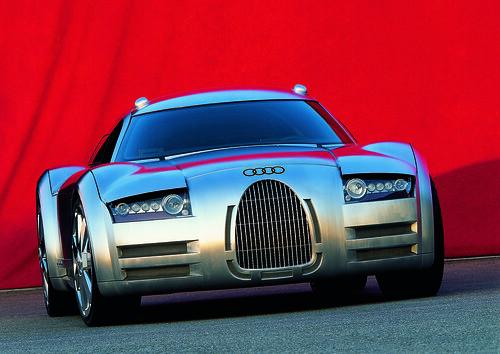 Audi Rosemeyer av