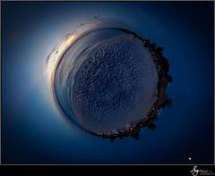aruba beach panorama planet