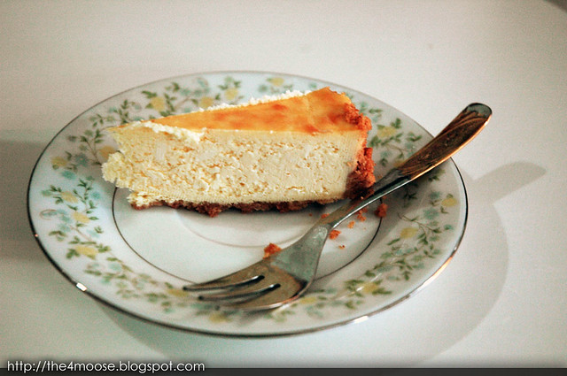 National Day Luncheon - Cheesecake | National Luncheon Two C ...