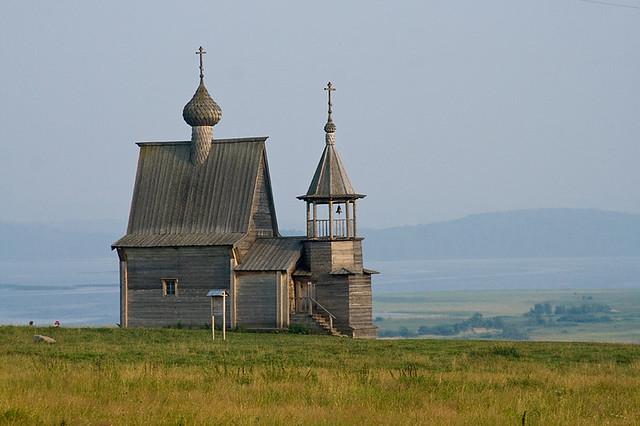 Day 174, Nikolskaya chapel, XVIII century, Vershinino