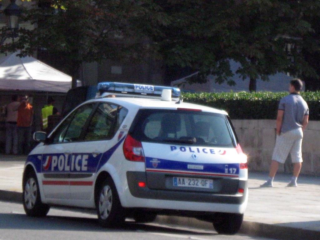 France - Paris Police