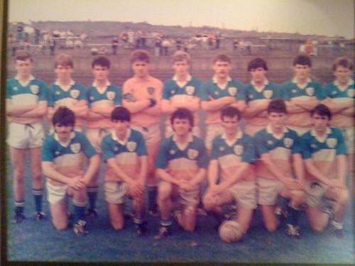 Offaly u21 1987