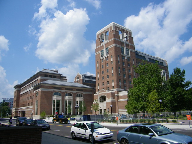 North Quadrangle Residential and Academic Complex (University of Michigan)