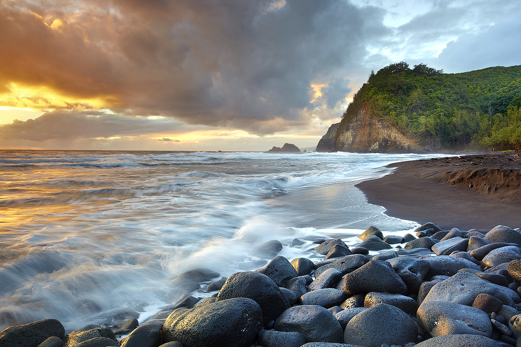 Pololu Valley #1 - Big Island, Hawaii