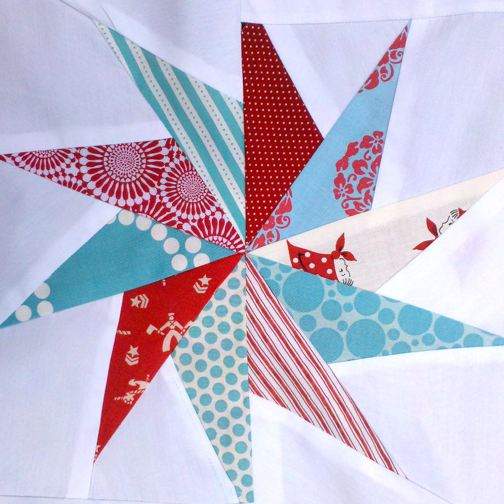 Sewing Geek: I (now) Love Paper Piecing : paper pieced star quilt patterns - Adamdwight.com