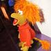 Small photo of Comic-Con 2010 - Red from Fraggle Rock
