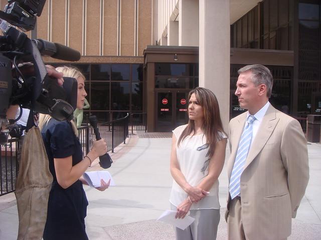 Arizona Criminal Attorney David Cantor 602-307-0808 Lisa Randall Dismissal 4