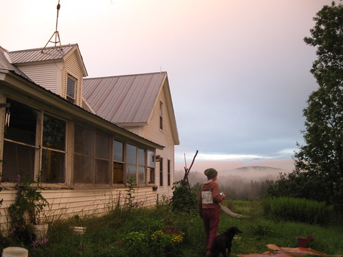 farm house and miranda