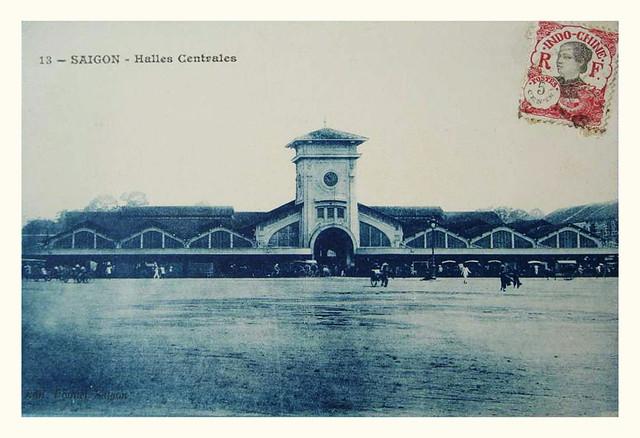 SAIGON -- Les Halles