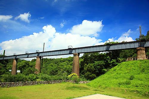 4M57三義舊山線-鐵橋