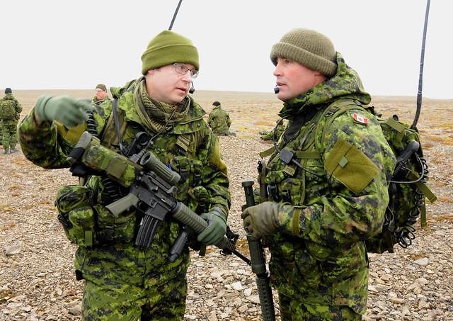 Canadian Rifle Health