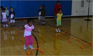 Level 1 Start Smart, Schofield CDC (Mini Hurdles)