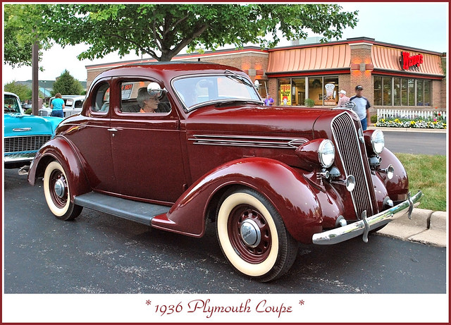 1936 Plymouth Flickr Photo Sharing