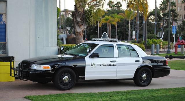 Los angeles port police for La port police