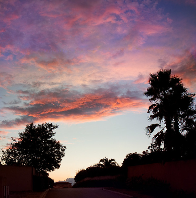 Mediterranean Sunset ::Vertorama