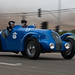 The International Bugatti Rally passes through Morro Bay, CA, 20 August 2010