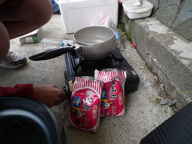 豐盛午餐_統一肉燥麵
