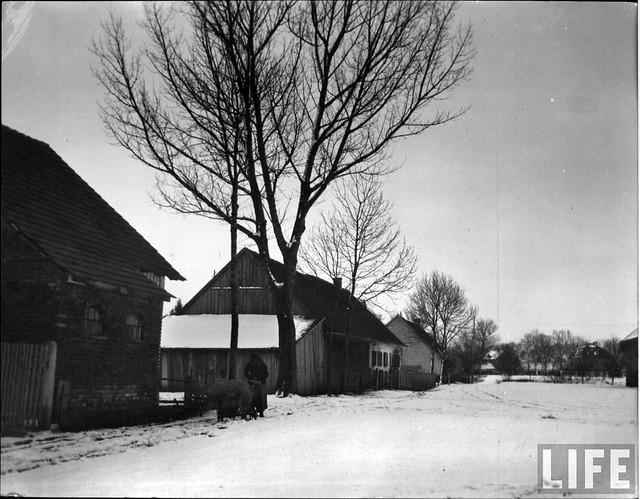 Dachau, Germany, by E.O. Hoppe 1925