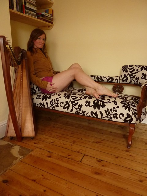 Brona on Chaise 3