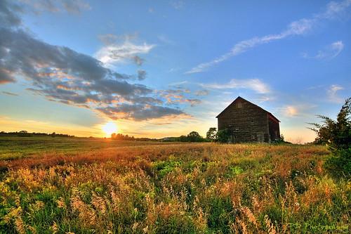 road sunset canon 350d rebel xt albanyny hdr redbarn sigma1020mm krumkill guilderland voorheesville krumkillroad