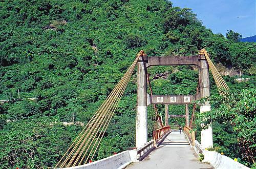 U364鹿鳴橋-鹿鳴吊橋