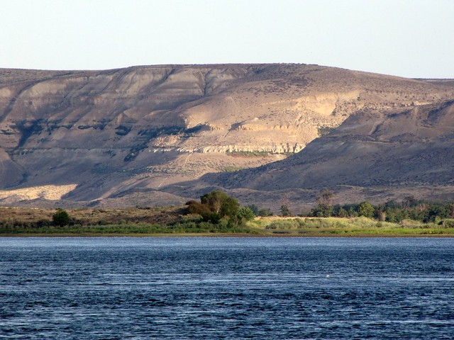 A veiw of Hanford Reach