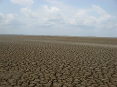 horizon, soil, drought, plain, natural environment,