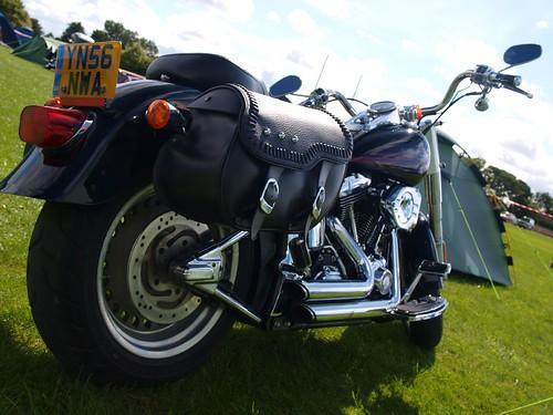Harley Davidson 1600cc Motorcycles - 2007