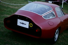 race car, automobile, vehicle, performance car, alfa romeo giulia tz, classic car, land vehicle, coupã©, supercar, sports car,