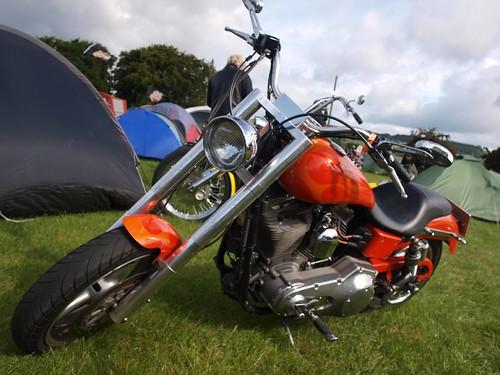 Harley Davidson Rally
