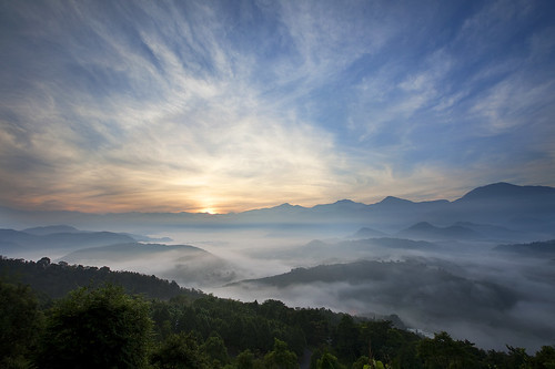 morning summer sky cloud colour colors sunrise taiwan nantou 五城 晨昏 wucheng canoneos5dmarkii