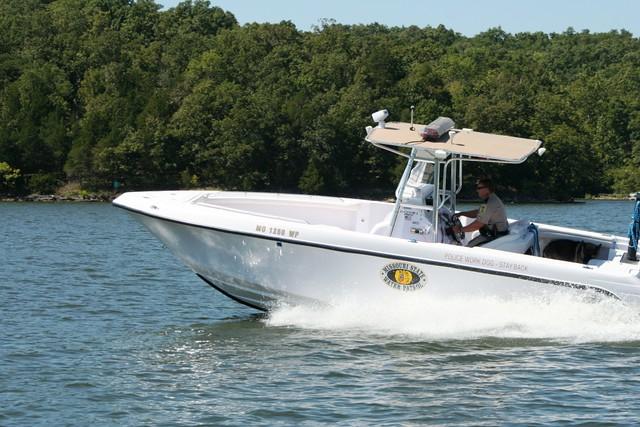 Missouri State Water Patrol 16