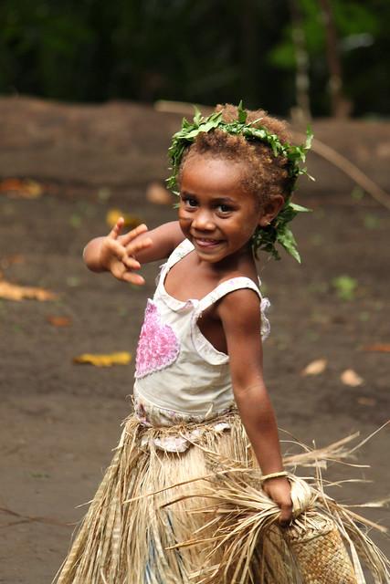 Vanuatu girls