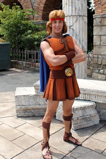 Meeting Hercules