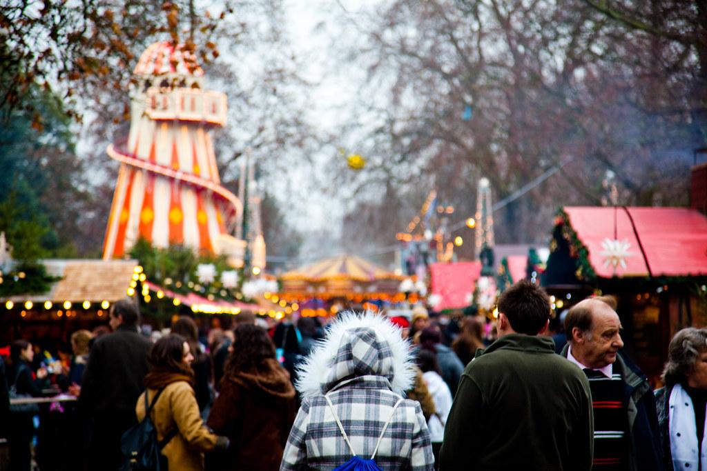 Hyde Park Christmas Market