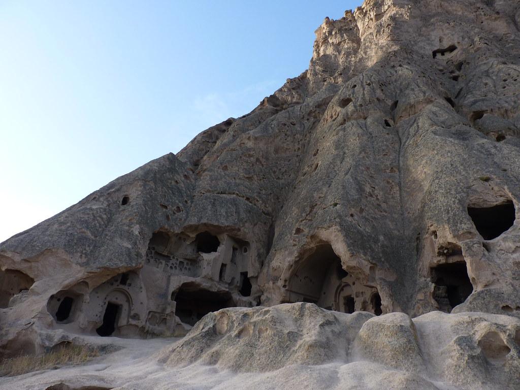 Çavusin-Capadocia