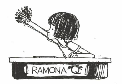 The Misadventures of Mub: The Letter Q, Ramona Quimby Style