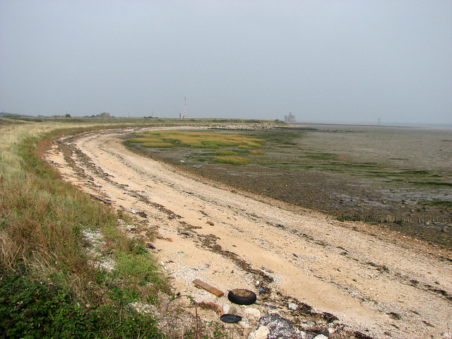 Beach near Grain