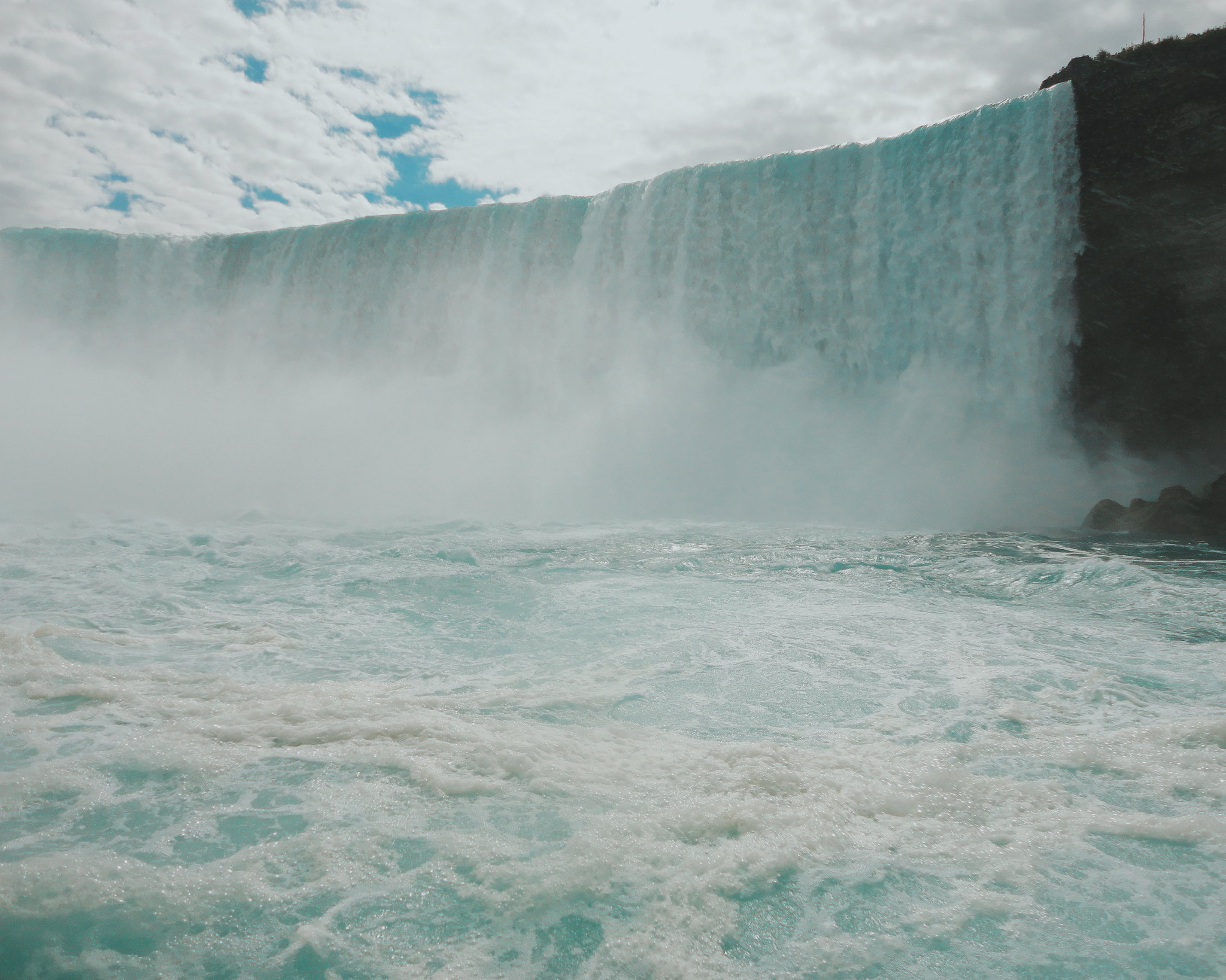 Travel Bucket List  Niagara Falls Blog Canada Side