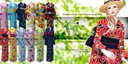 New!summer kimono in 2017