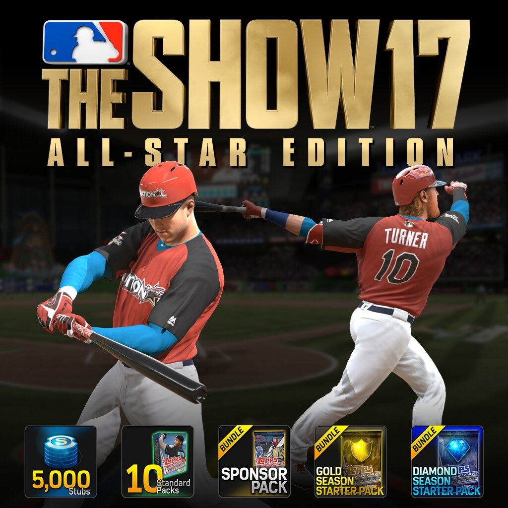 MLB The Show 17 All-Star Edition
